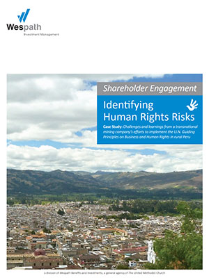 Identifying Human Rights Risks cover image
