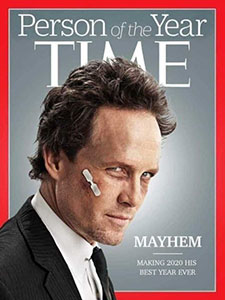 Time Magazine cover image
