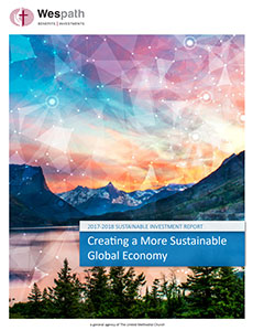 Sustainable Investment Report Cover Image