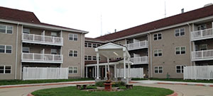 photo of St. Francis apartments in Saint Joseph, Missouri