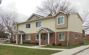 photo of Strong Housing exterior in Ypsilanti, Michigan