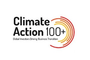 ClimateAction 100 Logo